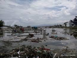 Tsunami Kembalikan Ibuku